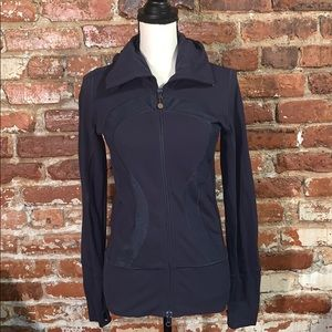 Lululemon navy define jacket US6